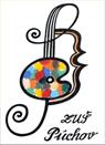 Logo ZUŠ Púchov